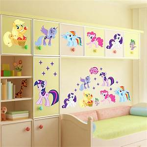 ilsmy little pony wall stickers stickers for kids With my little pony wall decals
