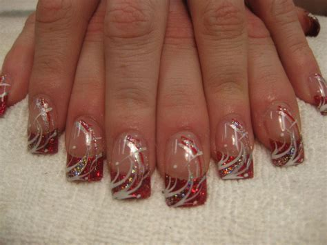 office christmas party nail art designs  top nails