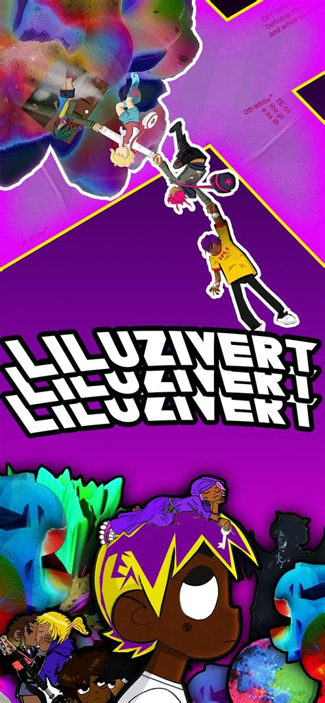 Lil Uzi Vert Poster Wallpapers - Wallpaper Cave