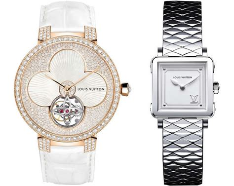 shine   louis vuittons  collection  womens watches luxurylaunches