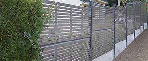 Cloture De Jardin : cloture jardin on pinterest gardens vertical and brise ~ Premium-room.com Idées de Décoration