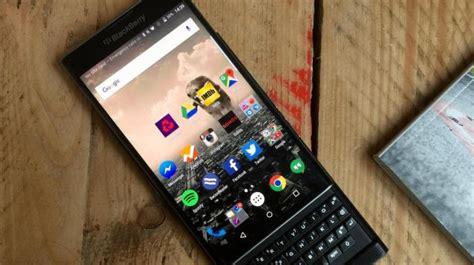 blackberry rolls out big update for priv dtek50