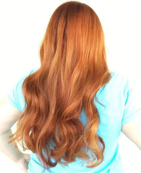 Finding The Best Burnt Orange Hair Color African American