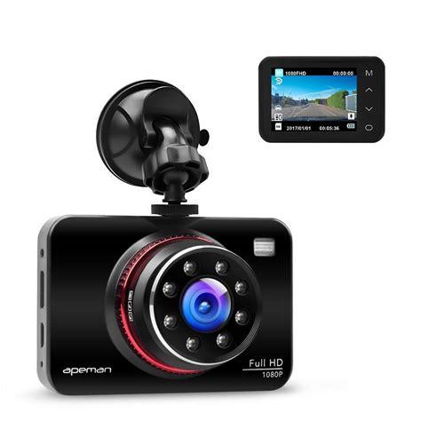 Apeman Dash C660 1080p G Sensor Vision Parking Monitoring Kooqie