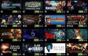 Steam's Halloween Sale starts today, has over 150 games ...