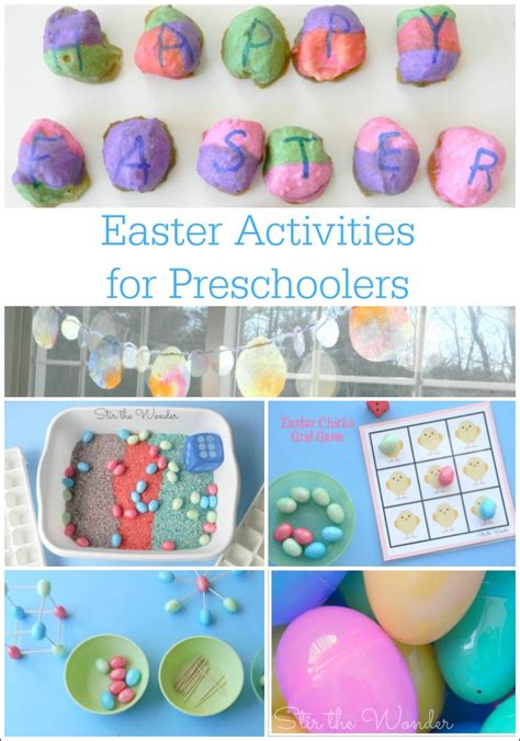 easter activities for preschoolers stir the 326 | Easter Activities for Preschoolers