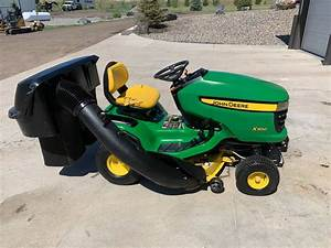 John Deere X300r Lawn Tractor Reviews