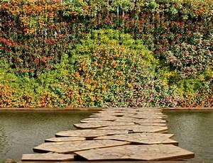 Mur Vegetal Exterieur : le mur v g tal ext rieur ~ Melissatoandfro.com Idées de Décoration