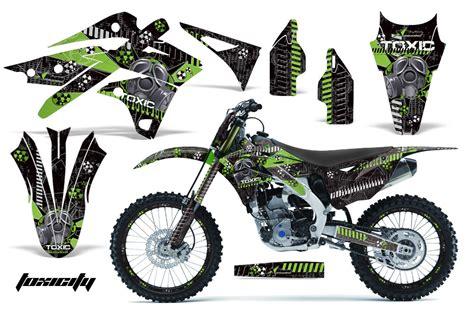2013 2015 Kx250f Graphics Kit Kawasaki Motocross Graphic