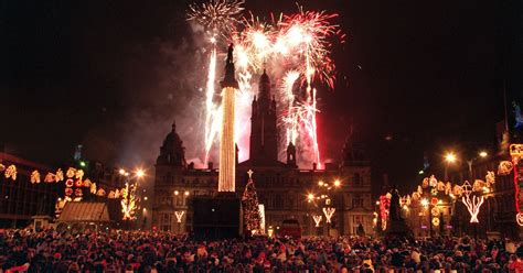 golden tickets for glasgow s lights switch on