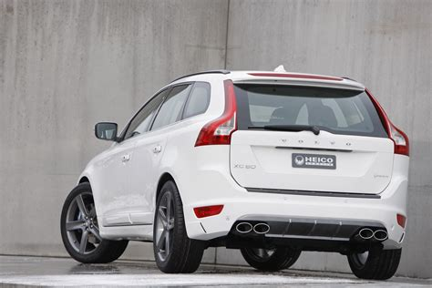 volvo xc  heico sportive news top speed