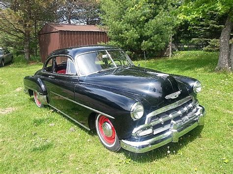 Chevrolet Styleline Deluxe Coupe For Sale