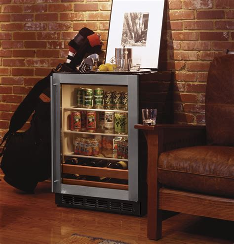 zdbrhbs monogram stainless steel beverage center  monogram collection