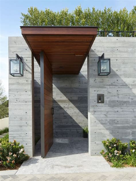 disenos bardas cemento casa  decoracion de