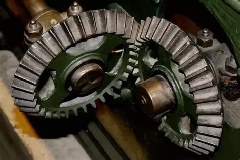 What Are The Different Types Of Bevel Gears?