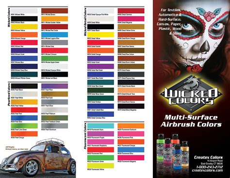 find createx colors direct from createx the world s 1 water based airbrush paint