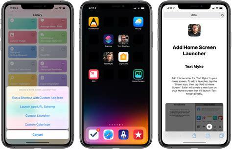 Home Design Ideas App by Home Screen Icon Creator A Shortcut To Create Custom