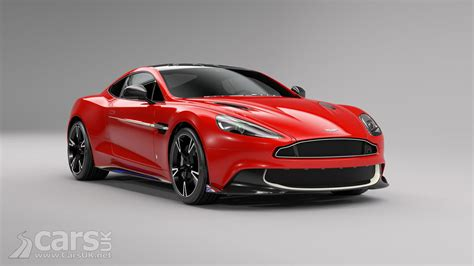 Aston Martin Vanquish S Red Arrows By Q Is A Cosmetically