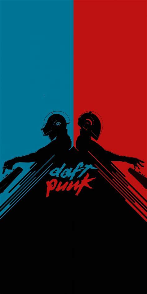 Minimalist Daft Punk Iphone Wallpaper - Wallpaper Download