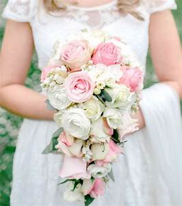 Photo bouquet de mariee des couleurs pastels et un for Quelle couleur avec le bleu 6 la signification des roses quelle couleur de roses offrir