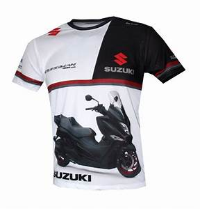 T Shirt Suzuki : suzuki burgman t shirt with logo and all over printed picture t shirts with all kind of auto ~ Melissatoandfro.com Idées de Décoration