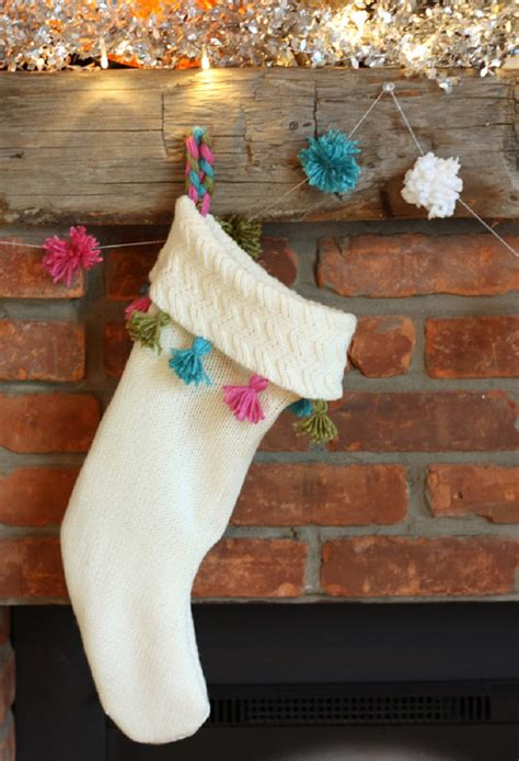 diy ideas  reuse   sweaters  christmas