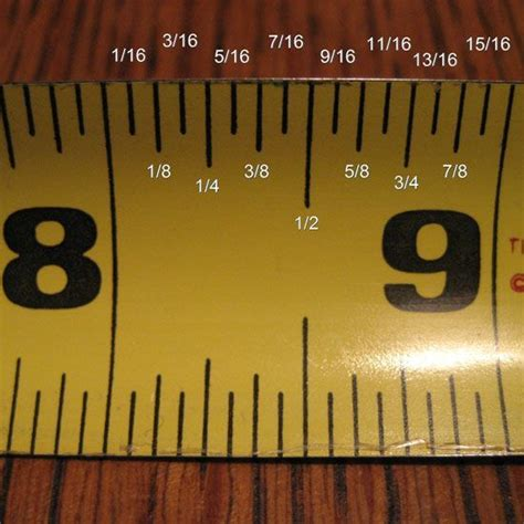 how to read a measure how to read a measuring tape its sad i really can never remember what each mark is for