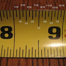 How To Read A Measuring Tape Its Sad I Really Can Never Remember What Each Mark Is For