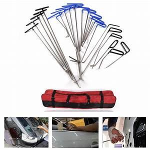 Pdr Kits Paintless Dent Repair Pdr Hooks Push Rods For