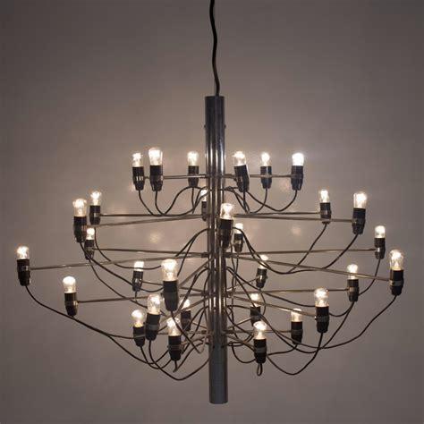 gino sarfatti chandelier model 2097 30 chandelier by gino sarfatti for arteluce