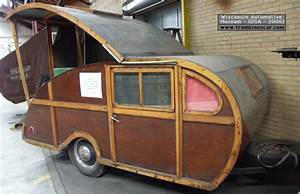 Fabriquer Mini Caravane : 1946 teardrop camper ~ Melissatoandfro.com Idées de Décoration