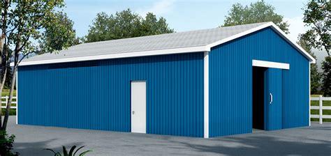 pole roof metal pole barns 20 x 30 pole barn with