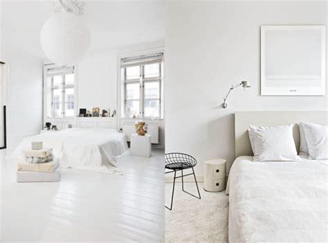 d馗oration chambre blanche décoration chambre toute blanche raliss com