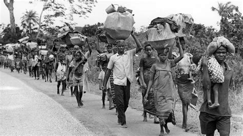 Civil War Resumen by Biafra Nigerians Needs To Talk About The Horrors Of The War 50 Years Later Quartz