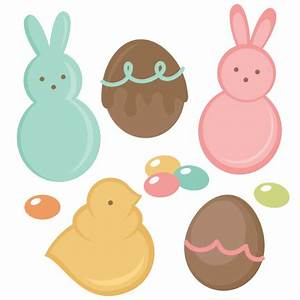 Easter candy clipart - Clipart Collection | Wrapped candy ...