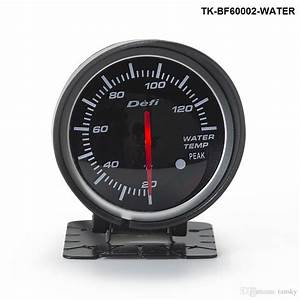 Defi Piece Auto Briey : defi water temp gauge 60mm high quality auto car motor led water temp gauge with red white ~ Medecine-chirurgie-esthetiques.com Avis de Voitures