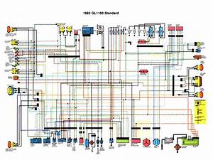 Honda Goldwing Gl1500 Fuse Box Honda St1300 Wiring Diagram