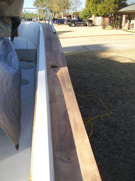 Boat Hull Refinishing by Mahogany Refinishing The Hull Boating And