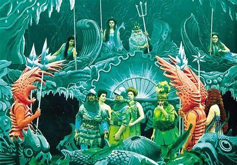 george melies under the sea underwater set from hugo based on the george melies film