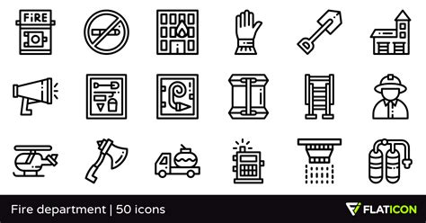 Choose from over a million free vectors, clipart graphics, vector art images, design templates, and illustrations created by artists worldwide! Fire department 50 free icons (SVG, EPS, PSD, PNG files)
