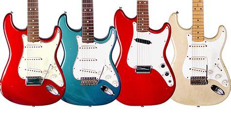 guitar colors fender custom colors in the 1960s vintage guitar 174 magazine