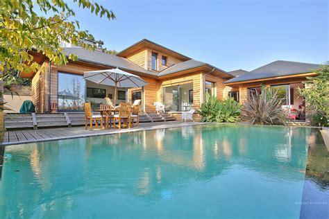 cap cuisine toulouse vaucresson maison à ossature bois avec piscine agence ea yvelines