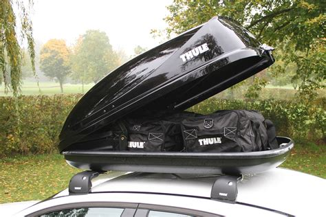 box tetto auto thule roof accessories thule roof boxes thule