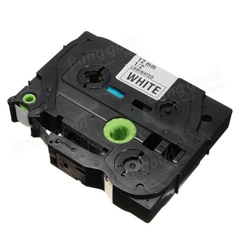 black  white label tape  brother p touch label maker