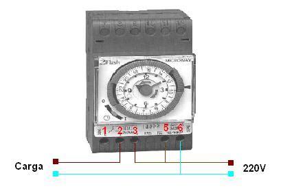 solucionado conexion de un timer baw yoreparo