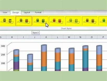 Excel Graph Create Graphs Sample