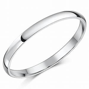 14ct white gold quotd shapedquot wedding ring 14ct white gold With 14ct white gold wedding rings