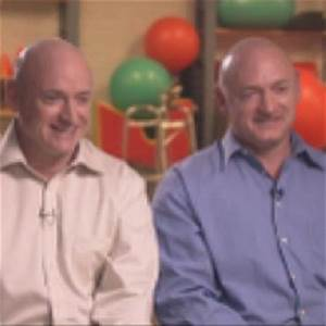 Mark & Scott Kelly - First identical twin astronauts to be ...