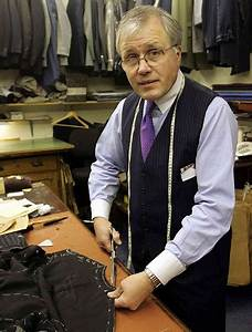 'Bespoke' suits can now be made by machines after Savile ...
