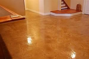 Peinture Sol Epoxy : peinture poxy pouse durablement toutes les surfaces ~ Edinachiropracticcenter.com Idées de Décoration